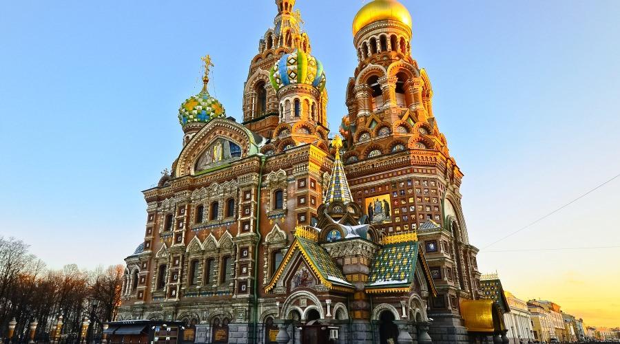 San Petersburgo-San Salvador