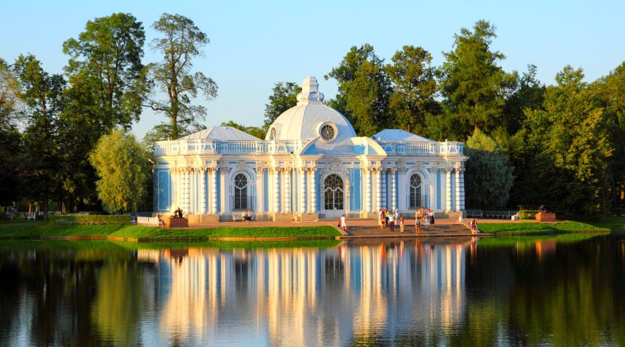 Rusia Palacios de Pushkin