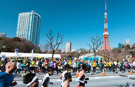 Tokio día deporte